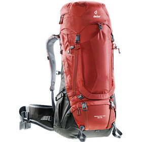 Deuter Aircontact Pro 60 + 15 Backpack lava-anthracite